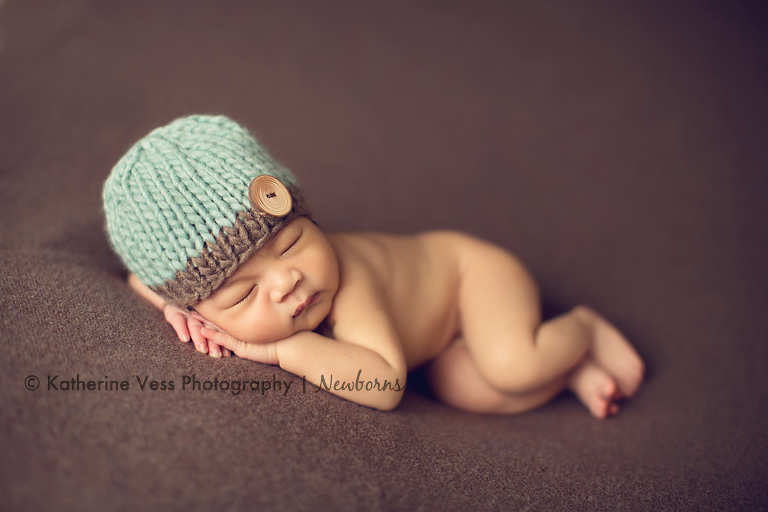 Baby noah northern california sacramento newborn photographer